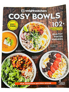 COSY BOWLS Weight Watchers Smart Points Healthy Winter Warmers LIKE NEW