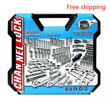 Channellock 39151 Mechanic's Tool Set - 200 Piece