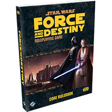 Star Wars RPG: Force and Destiny - Core Rulebook Hardcover SWF02
