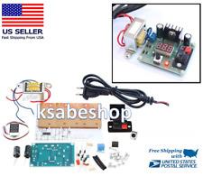 Diy Kit Led Adjustable Voltage Regulator Step Down Power Supply Transformer Mod