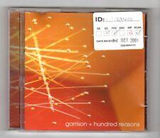 (HZ837) Garrison & Hundred Reasons, split EP - 2001 CD