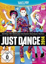 Just Dance 2014 für Nintendo Wii U   NEUWARE   DEUTSCHE VERSION!