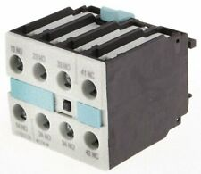 Auxiliary Contact Block 3NO 1NC