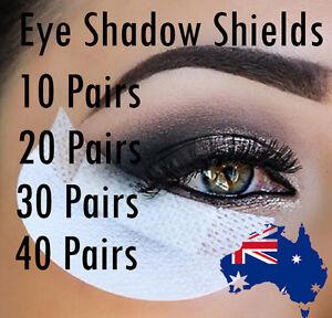 Eyeshadow Shields for Perfect Eye Makeup Undereye Makeup Pads