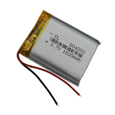 3.7V 1800 mAh Polymer Li-ion Lithium Cells For DVD GPS Camera Tablet PC  804050