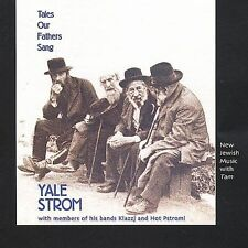 Tales Our Fathers Sang by Yale Strom (CD, Nov-1999, Global Village)