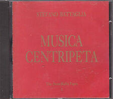 STEFANO BATTAGLIA - musica centripeta CD