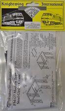 Knightwing PM127 Girder Crane - Plastic Kit. (00)