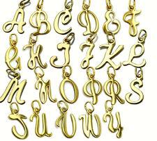 ECHT GOLD *** Anhänger Buchstabe glänzend Buchstabenanhänger