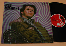DAVID MC WILLIAMS:LP-1°PRESS UK 1967