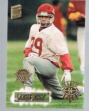 1994 Topps Stadium Club Super Bowl XXIX Greg Hill #197 Chiefs