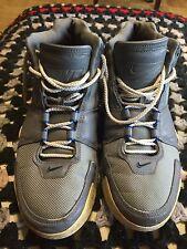 Nike Air Zoom King LeBron James II 2 NBA All Star basketball shoes grey 13 rare