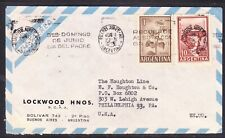 Argentina 1971 Air Letter Buenos Aires to Philadelphia