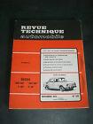 REVUE TECHNIQUE AUTOMOBILE n° 329 nov 1973 SKODA 1000 MB 1100 S 100 110