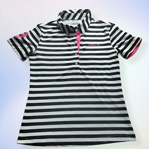 Women's Adidas Golf Polo Shirt T-Shirt Top - Size XS