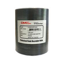 600 CMC Pro Taiyo Yuden TDMR-WPP-SK16 16X DVD-R White Inkjet Hub Printable Media