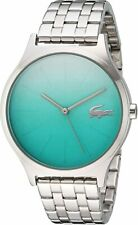 Lacoste Women's Nikita Quartz Watch with Stainless-Steel Strap, Silver 2000994