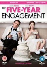 The Five-Year Engagement [DVD] [2012], Very Good DVD, Emily Blunt, Jason Segel,