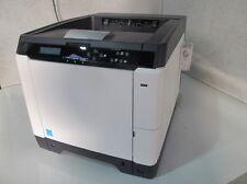 UTAX CLP 3721 / 4721 Farb Laser Drucker Laserdrucker Dublex Netzwerk #21957