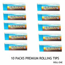 ELEMENTS FILTER TIPS 10 BOOKLETS PREMIUM TIPS CHLORINE & CHEMICAL FREE