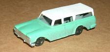 1/87 HO Scale 1960's AMC Rambler Station Wagon Diecast Diorama TootsieToy Model