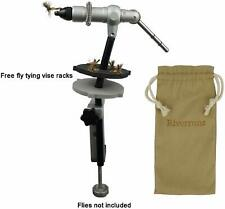 Aventik Quality Aluminum Fly Tying Vise Fly Tying Tools with One Jaw Fitting