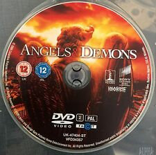 Angels & Demons (DVD) Free UK Post (Disc Only)
