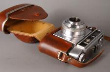 # AGFA Super Silette-L Kamera Color Solinar 2,8 50 Synchro Compur Tasche #