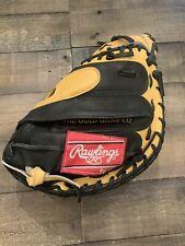 New listing Rawlings Gold Glove Series GGPCM catchers mitt LH baseball lite toe pro design