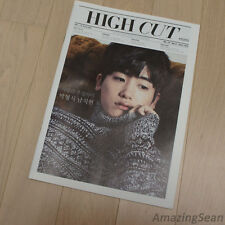 High Cut mini Vol 132, Park Hyung Sik Photo Magazine, Korean Celebrity Star,KPOP