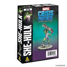 Marvel: Crisis Protocol - She Hulk Character Expansion Pack