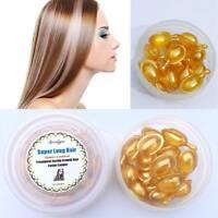 15 Caps Gold Super Long Hair Serum Vitamin E Growth Hair Faster Longer Treatment
