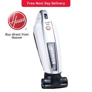 Hoover Jovis+ Corded Handheld Cyclonic Vacuum Cleaner 550 W SM550AC - White/Grey