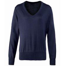 Jersey de mujer de color principal azul Talla 36