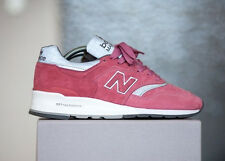 New Balance X Concepts 997 Rose Silver Pink M997CPT CNCPTS Men Size 5 Shoes New