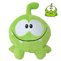 New Cut Rope Hungry Om Nom Plush Toy Stuffed Doll Rare 8'' Xmas Gift Monster