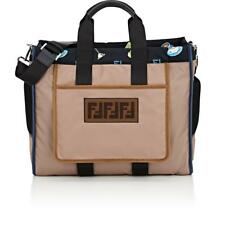 d1e99a7f34 100% AUTHENTIC NEW FENDI MEN OR WOMEN REVERSIBLE SHOPPING TOTE BAG