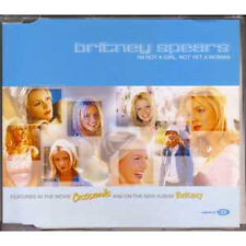 MAXI CD Britney SPEARS	I'm not a girl, not yet a woman ltd ed inc poster 6 track