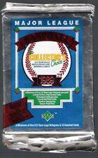 1989 UPPER DECK BASEBALL PACK--Ken Grffey jr??