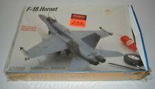 Testors F-18 Hornet 1/72 Model Kit # 628 - PARTS SEALED