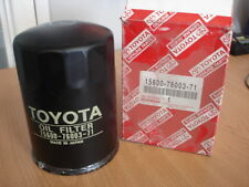 Toyota oil filter (156007600371)