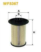 Genuine Filtron Fuel Filter PE815/6 for Ford C Max S Max Focus Galaxy Mondeo