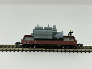 SPUR Z  Ladegut Dieselmotor EMD 567B (F-Serie, NoHab)