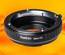 RAMBEX Hasselblad Xpan Lens to Fuji Fujifilm X-mount Body Adapter converter