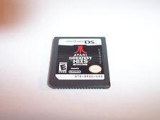 Atari Greatest Hits: Volume 1 Nintendo DS Lite DSi XL 3DS 2DS Game