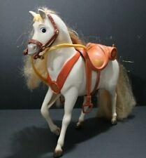 "Hasbro Disney Princess Rapunzel Horse Maximus Toy Doll 10"" Tall"
