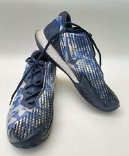 NikeCourt Air Zoom Vapour Cage 4 tennis shoes Hard Court CD0425-406 UK7.5 VGC