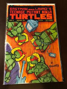 Teenage Mutant Ninja Turtles 41 NM+ Mirage TMNT T-119