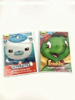 Treehouse Presents Franklin And Octonauts DVD 2013 Ultimate Collection Brand New