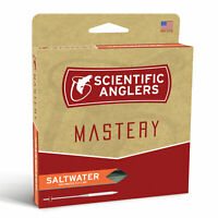Scientific Anglers Mastery Saltwater Taper Floating Fly Line - All Sizes